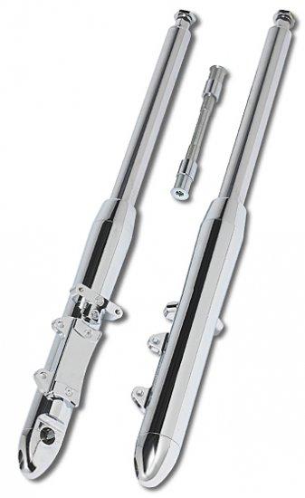 Fork Legs Bullet Style Hidden Axle Custom Chopper / Motorcycle Parts