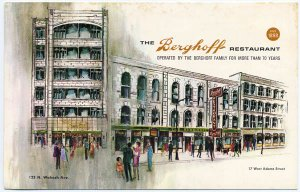 The Berghoff Restaurant, Chicago, IL