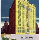 The Sheraton Cadillac Hotel, Detroit, MI