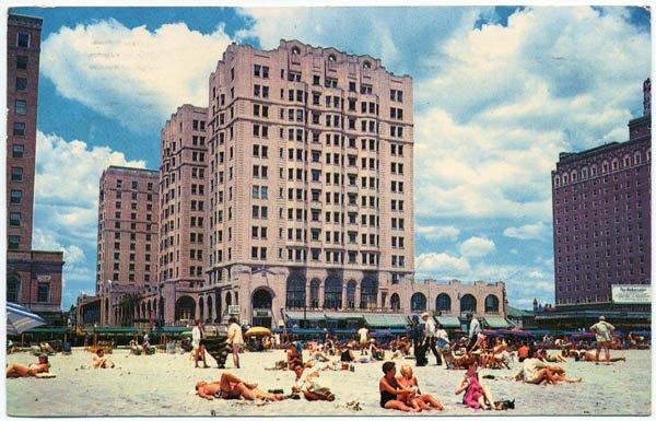The Ambassador Hotel, Atlantic City, NJ c1965