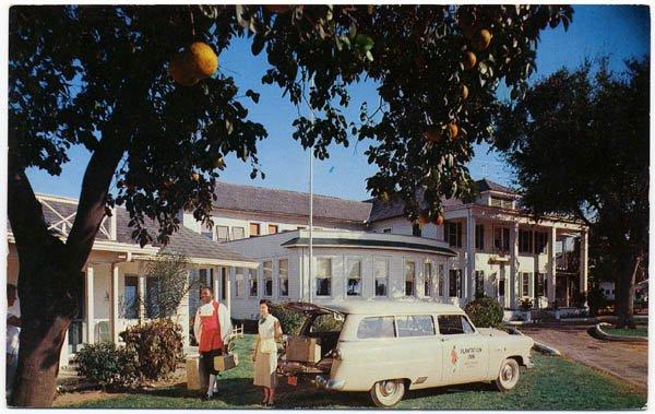 The Lake Shore Plantation Inn, Lake Wales, FL