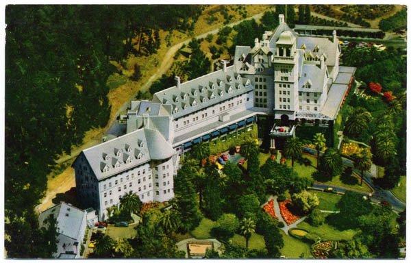 Hotel Claremont, Berkeley, CA