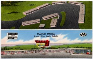 Marco Motel, Rapid City, SD