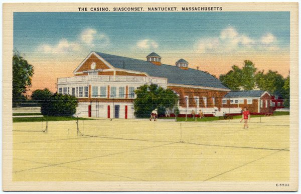 The Casino, Siasconset, Nantucket, MA