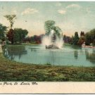 Tower Grove Park, St. Louis, MO c1908