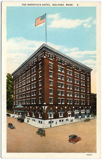The Nonotuck Hotel, Holyoke, MA