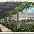 Hotel Ambassador, Los Angeles, CA