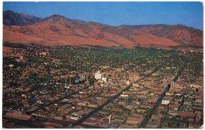 Air View, Salt Lake City, UT c1961