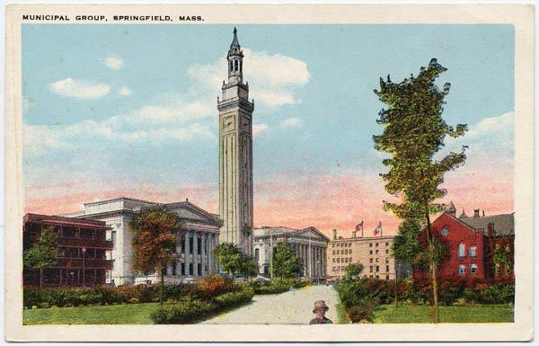 Municipal Group, Springfield, MA