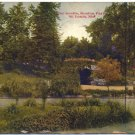 The Grotto, Benton Park, St. Louis, MO c1911 Postcard