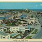 Bahia Mar Yacht Basin, Ft. Lauderdale, FL Postcard