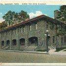 Rhea-Mims Hotel, Newport, TN Postcard