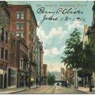 Market St., Parkersburg, W. Va. c1911 Postcard