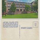 Mountain View Hotel, Gatlinburg, TN Linen Postcard