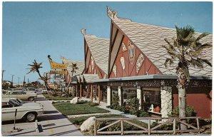 Signal House Shops, Indian Rocks Beach, FL Postcard