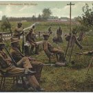 Massabesic Rifle Range, New Hampshire c1910s Postcard