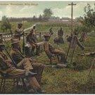 Massabesic Rifle Range, New Hampshire c1910s Postcard