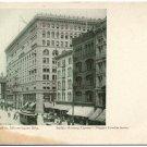 Main Street, Buffalo, NY pre-1910s Postcard