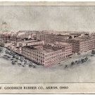 B. F. Goodrich Rubber Co., Akron, OH c1912 Postcard