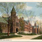 University Place, Burlington,VT c1920s Postcard