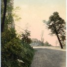 On the Cliff Drive, Kansas City, MO ~ pre-1910 Postcard