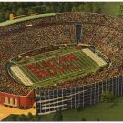 Sugar Bowl Stadium, New Orleans, LA Linen Postcard