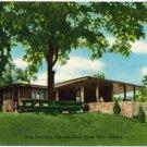 Park Pavilion, Cave-in Rock State Park, IL Postcard