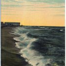 After the Storm, Surf Scene, Asbury Park, NJ Postcard