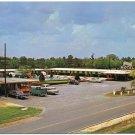 Capri Motel, Monticello, FL c1960s Postcard