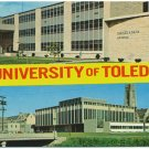 University of Toledo, Dual-View Postcard
