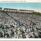Municipal Theatre, St. Louis, MO c1930 Postcard