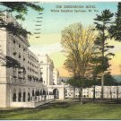The Greenbrier Hotel, White Sulphur Spgs, WV Postcard