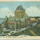 Chateau Frontenac, Québec Postcard