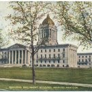 Provincial Parliament Buildings, Winnipeg Postcard