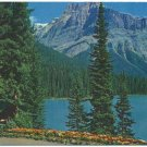 Emerald Lake & Michael Peak, Yoho National Park