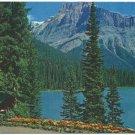 Emerald Lake & Michael Peak, Yoho National Park