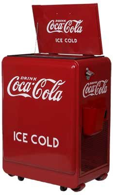 Coca-Cola Machines - Refrigeration Model