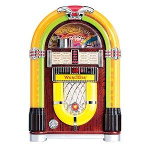 Wurlitzer Mini Bubbler Jukebox