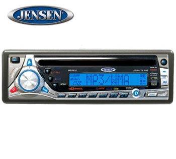 AM/FM/CD/MP3 PLAYER