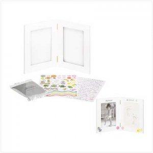 Photo and Handprint Treasure Frame
