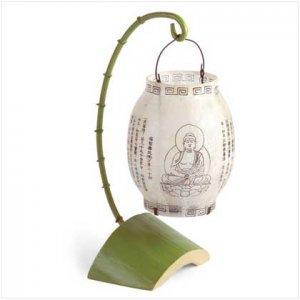 Alabastrite Bamboo Lantern