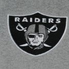 Embroidered (Oakland Raiders) - Gray Sports Towel