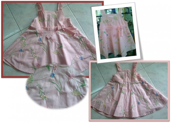 Gymboree Embroidery Dress