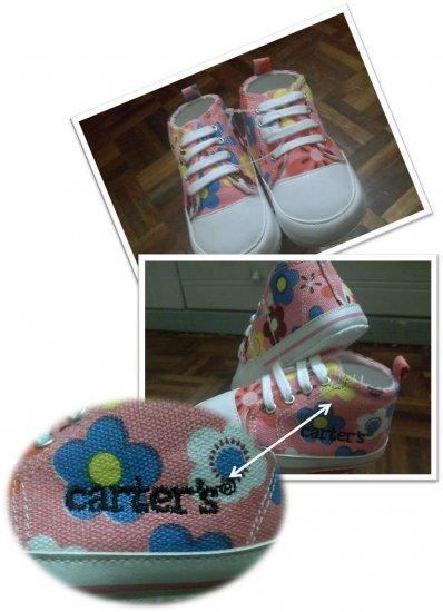 Baby Carters Shoe