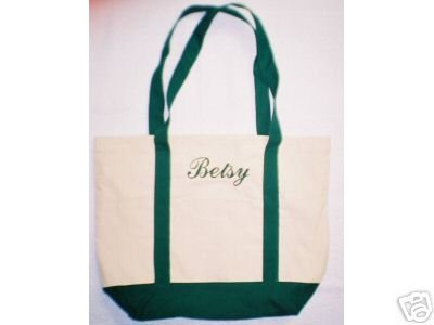 forest/natural Boat tote Bag