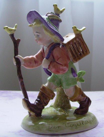 MZ Austria Dresden Signed Antique Porcelain Figure