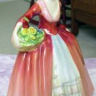 Vintage Royal Doulton Lady Figure Janet HN 1537