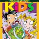 Wacky Puzzles BOOK by Crayola Kids FUN Entertaining Picture Story Puzzle Children