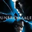 UNBREAKABLE Bruce Willis, Night Shyamalan VHS Tape Movie