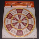 Spitball DARTPAD Dartboard Enemy NEW SEALED FUN Game OFFICE NOVELTY Knock Knock